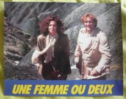 14 Photos Du Film Une Femme Ou Deux (1985) - Albums & Collections
