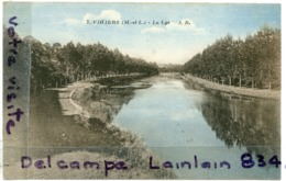 - 7 - VIHIERS - ( Maine Et Loire ), La Lys, Phototype A Bruel, Non écrite, TBE, Scans. - Autres Communes