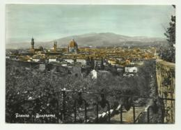 FIRENZE - PANORAMA   VIAGGIATA FG - Firenze