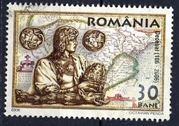 Roumanie - Rumänien - Romania 2006 Y&T N°5120 - Michel N°6095 (o) - 30b Roi Décébale - 1948-.... Repúblicas