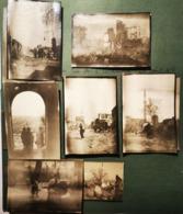 Phse02 Photos Salonique Les Rues à La Fin De L'incendie 20 Aout 1917 Très Mauvaise Thessaloniki - 1914-18