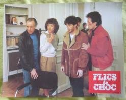 8 Photos Du Film Flics De Choc (1983) - Albums & Collections
