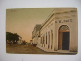 PARAGUAY - POST CARD VILLA RICA CITY IN THE STATE - Paraguay