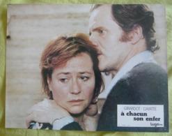 16 Photos Du Film A Chacun Son Enfer (1977) - Albums & Collections