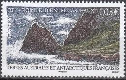 TAAF 2016 Pointe D'Entrecasteaux Neuf ** - Terres Australes Et Antarctiques Françaises (TAAF)