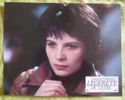 6 Photos Du Film L'insoutenable Légèreté De L'être (1988) - Albums & Collections