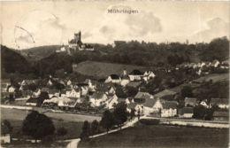 CPA AK Muhringen GERMANY (933107) - Altri