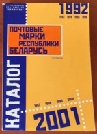 Belarus National Stamp Catalogue 1992 - 2001 - Cataloghi