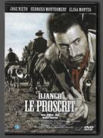 DVD Django Le Proscrit - Western/ Cowboy