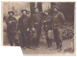 CHASSEURS ALPINS - War, Military