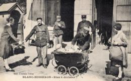 S 3   -  504   -  BLANC - MISSERON   -  ( 59 )   -     Contôle  Douanier  :   Rien à  Déclarer ?  - Voir  Quièvrechain . - Other Municipalities