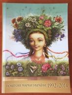 Ukraine National Stamp Catalogue 1992-2014 - Cataloghi