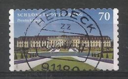BRD 2017  Mi.Nr. 3212 , Schloss Ludwigsburg - Selbstklebend - Gestempelt / Fine Used / (o) - Used Stamps