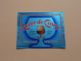 Cuvée De CINEY Speciale / Speciaal - Brasserie DEMARCHE ( Zie / Voir / See / Zie Foto ) ! - Bière