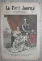 LE PETIT JOURNAL : N° 101 - 29-10-1892 : ROI De GRECE - Boeken, Tijdschriften, Stripverhalen
