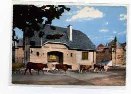 Paulhac. Nouvelle Poste. Architecte Claude Apchin  Edit Spadem N° Ac44   Vaches - France
