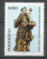 MONACO ANNEE 1995 N° 1997 NEUF** NMH - Monaco