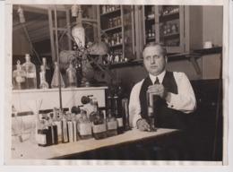 FARMACIA ?  +- 20*15CMFonds Victor FORBIN (1864-1947) - Profesiones