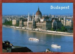 Budapest, Parlament (82059) - Ungheria