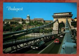 Budapest, Kettenbruecke (82060) - Ungheria