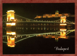Budapest, Kettenbruecke (82061) - Ungheria