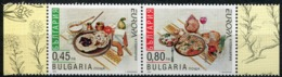 Europa CEPT Bulgarie - Bulgarien - Bulgaria 2005 Y&T N°4057a à 4058a - Michel N°4704C à 4705C *** - Se Tenant - Europa-CEPT