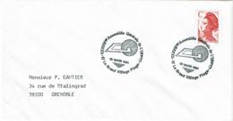 LCTN58/2 - 38° ASS. GEN. UPPTT 30/3/1990 - Briefmarkenausstellungen