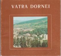Romania - Bukowina Bucovina - Vatra Dornei - Tourism Illustrated Guide - 44 Pages - Tourism And Cultural Book - Toerisme