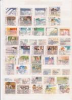 Lot Timbres Portugal (9) - Postzegels