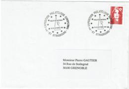LCTN58/2 - EXPO PHIL EUROPEENNE OCTOBRE 1993 - Briefmarkenausstellungen