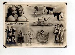 C3102/ Geschwister Nauny Foto Heinr. Mahler Artisten Variete Foto Ca.1935 - Unclassified
