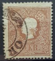 AUSTRIA 1858 - Canceled - ANK 14II - 10kr - Gebraucht