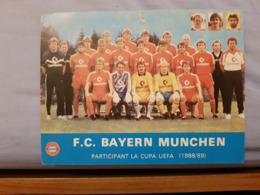 Bayern Munchen Postcard - Fussball