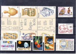 Espana / Different Themes - Timbres