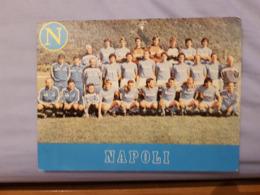 Napoli Postcard - Fussball