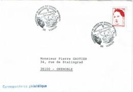 LCTN58/2 - CHALLENGE PASTEUR VOIRON OCT/NOV 1992 - Briefmarkenausstellungen