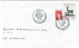 LCTN58/2 - OBL. PHIL. GRENOBLE 25/5/1992 - Briefmarkenausstellungen