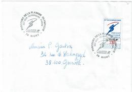 LCTN58/2 - PARCOURS DE LA FLAMME OLYMPIQUE DECEMBRE 1991 - Briefmarkenausstellungen