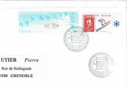 LCTN58/2 - OBL. PHILATELIQUE AOUT 1993 - Briefmarkenausstellungen