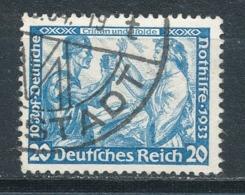 Deutsches Reich 505 A Gestempelt Geprüft Schlegel Mi. 250,- - Gebraucht