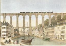 CPM, Th. Peinture , N°LC. 26, Lithographie  Bretagne Ancienne , Morlaix , Ed. D' Art Jos Le Doaré - Schilderijen