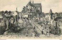 02-SOISSONS - LA GRANDE GUERRE-N°C-3019-E/0079 - Soissons