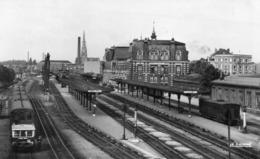TOURCOING - La Gare, Trains - Tourcoing