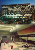 PARIS - Gare Maine-Montparnasse, Façade Vue De Nuit - Le Hall - LOT 2 CARTES - Stations, Underground