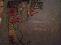 Chromos De La Compagnie Liebig - Boeken, Tijdschriften, Stripverhalen