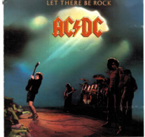 CD N°3379 - AC/DC- LET THERE BE ROCK - COMPILATION 8 TITRES - Hard Rock & Metal