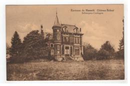 Schimpen  Schimpen-Curingen Château Bidaut - Hasselt