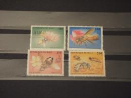 MALI - 1987 INSETTI  4 VALORI -  NUOVI(++) - Mali (1959-...)