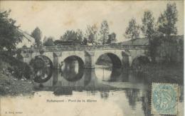 Rolampont (52) - Pont De La Marne - Frankrijk
