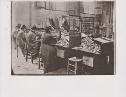 FABRICATION DES ALLUMETTES   +- 18*13CMFonds Victor FORBIN (1864-1947) - Profesiones